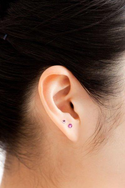 画像1: 耳つぼエステティックセラピー通信講座 (1)